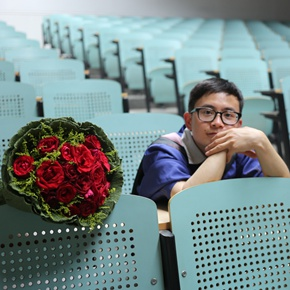 CAFA Graduation Season丨Case Observation of Art History: Tang Yu – A Text Observer Who Is Engaged in a Lonely Job
