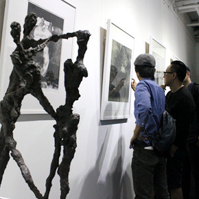 The Latitude of Academy No.2 – the Contemporary Academy Art Research Exhibition has opened