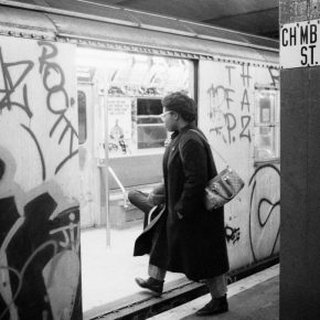"01 NEW YORK SUBWAY IN THE 70S 290x290 - The Group Exhibition ""Street Art: a global view"" Opening July 1 at CAFA Art Museum"
