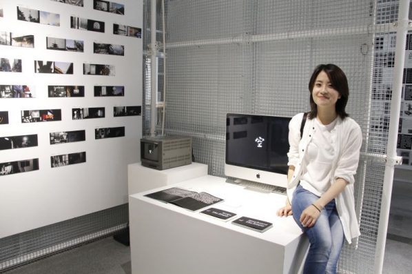 01 Postgraduate from the School of Design, CAFA Long Yowen