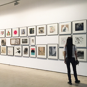 A Combination of Book and an Exhibition: Annual Review Exhibition of China Contemporary Ink Painting (2015-2016)
