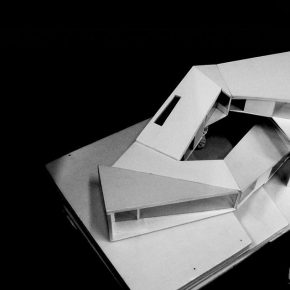03 Ru Yi Study of a Small Village model the first undergraduate design topic won the Silver Prize of the excellent work by CAFA 2009 290x290 - CAFA Graduation Season丨Case Observation of Architecture: Ru Yi – Finding a Small World from a Big Architectural World