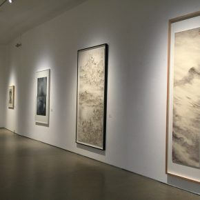 06 Exhibition view of Annual Review Exhibition of China Contemporary Ink Painting (2015-2016)