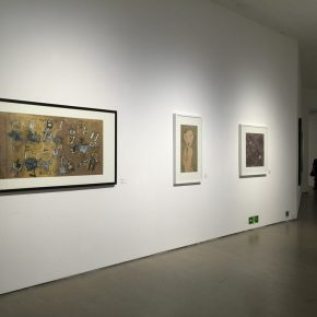 07 Exhibition view of Annual Review Exhibition of China Contemporary Ink Painting (2015-2016)
