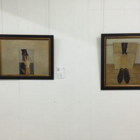 09 Liu Pans Work Exhibiting at Teaching Achievement Exhibition 290x290 - CAFA Graduation Season | Case Study on the School of Fine Arts: Liu Pan –  From Houshayu to Huajiadi