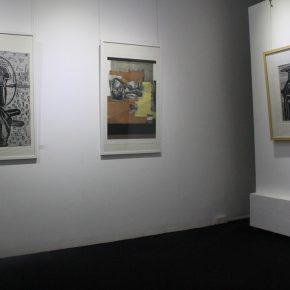 10 Exhibition view of the Hall 1 290x290 - The Latitude of Academy No.2 – the Contemporary Academy Art Research Exhibition has opened