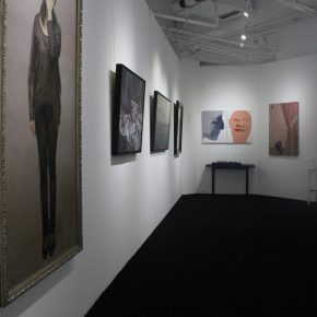 11 Exhibition view of the Hall 1 290x290 - The Latitude of Academy No.2 – the Contemporary Academy Art Research Exhibition has opened