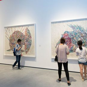12 Exhibition View 1 290x290 - The Exhibition of Annual of Contemporary Art of China 2015 Opened at Beijing Minsheng Art Museum to Celebrate Its First Anniversary
