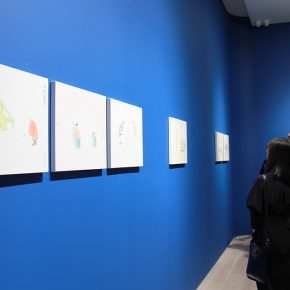 "12 Exhibition View of""The Origin Twenty four Filial Exemplar Illustrations"" 290x290 - Recreation of Classic Images: Wu Yi's Solo Exhibition ""The Origin: Twenty-four Filial Exemplar Illustrations"" was unveiled in Beijing"