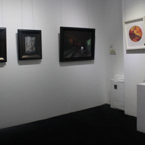 12 Exhibition view of the Hall 1 290x290 - The Latitude of Academy No.2 – the Contemporary Academy Art Research Exhibition has opened