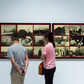 13 Exhibition View 1 290x290 - The Exhibition of Annual of Contemporary Art of China 2015 Opened at Beijing Minsheng Art Museum to Celebrate Its First Anniversary