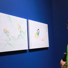 "13 Exhibition View of""The Origin Twenty four Filial Exemplar Illustrations"" 290x290 - Recreation of Classic Images: Wu Yi's Solo Exhibition ""The Origin: Twenty-four Filial Exemplar Illustrations"" was unveiled in Beijing"