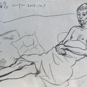13 Liu Pan Sketch of Sanhe Hostel 2 290x290 - CAFA Graduation Season | Case Study on the School of Fine Arts: Liu Pan –  From Houshayu to Huajiadi
