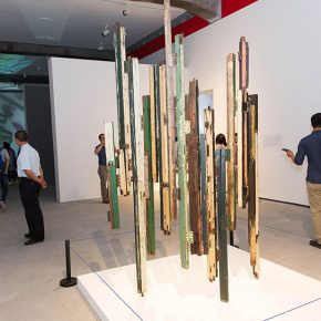 17 Exhibition View 1 290x290 - The Exhibition of Annual of Contemporary Art of China 2015 Opened at Beijing Minsheng Art Museum to Celebrate Its First Anniversary