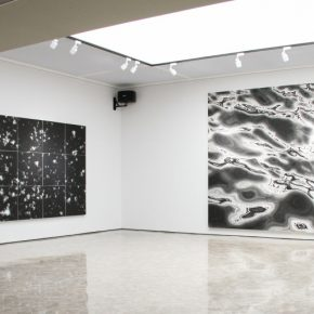 "17 Exhibition View 290x290 - ""Chen Qi's Time"" was unveiled in Shanghai: 33 Years of His Printmaking Creations were Presented"