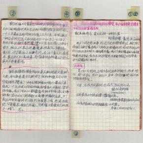 "17 Ji Bei, manuscripts of ""Galloping a Horse"""