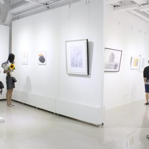 18 Exhibition view of the Hall 2 290x290 - The Latitude of Academy No.2 – the Contemporary Academy Art Research Exhibition has opened