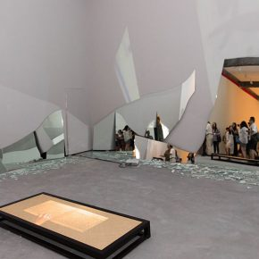 19 Exhibition View 1 290x290 - The Exhibition of Annual of Contemporary Art of China 2015 Opened at Beijing Minsheng Art Museum to Celebrate Its First Anniversary