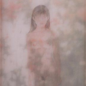 68 Xu Hualing, Synthetic No.8, mixed media, 42 x 52 cm, 2008