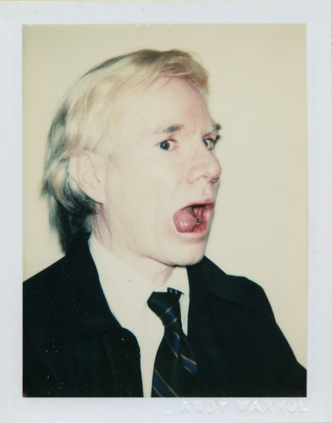 Andy Warhol, Self Portrait, 1977; Collection of The Andy Warhol Museum, Pittsburgh