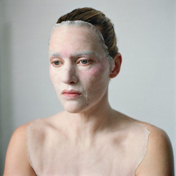 Brigitte Lacombe, 2008 Kate Winslet in the Reader, New York, NY