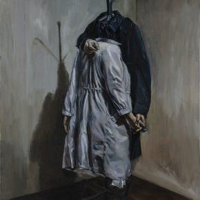 Chen Han, Domestic Life, 2016; Oil on canvas, 200x135cm