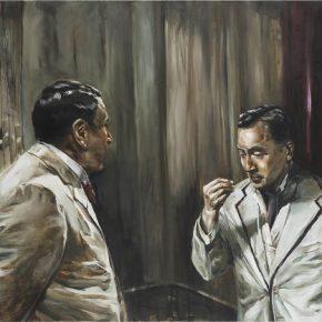 Chen Han, Lie, 2015; Oil on canvas, 140x200cm