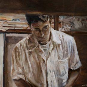 Chen Han, Truth, 2012; Oil on canvas, 80x100cm
