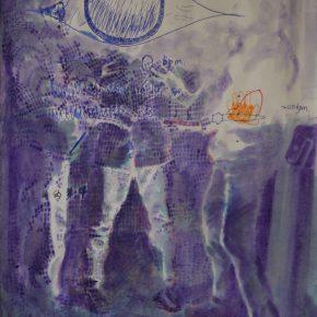 "Jiang Cheng Imagination and Experience of Different P8 2012 37.2x28.2cm de Sarhe Beijing 290x290 - de Sarthe Gallery announces Jiang Cheng's ""SAMEN"" opening June 5 in Beijing"