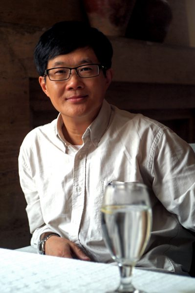 Portrait of Lü Peng