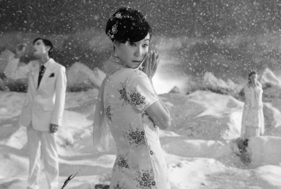 Yang Fudong, Yejiang, 2011; Single channel film, 19 minutes 21 seconds