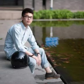 01 Lu Zhuojian An undergraduate graduate of the School of Architecture CAFA 290x290 - CAFA Graduation Season丨Case Observation of Architecture: Lu Zhuojian – Earnestly Thinking and Permanently Working