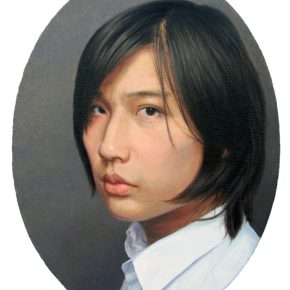 01 Zhang Chao Self portrait 2012 Oil on canvas 30×40cm 290x290 - CAFA Graduation Season丨Case Observation of Oil Painting: Zhang Chao – To Paint a Portrait, That is Profound and Vivid