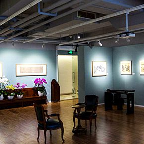 """Has Been Into the Sublimation – Shao Dazhen's Exhibition of Landscape Painting"" Held in Gauguin Gallery"