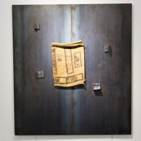 08 Jannis Kounellis Untitled 290x290 - Challenging Beauty – Insights of Italian Contemporary Art opened at Parkview Green Museum