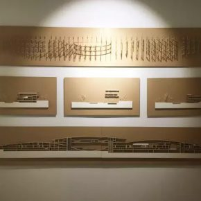 18 Lu Zhuojian exhibition view of the graduation design Tour model scale 1300 2016 290x290 - CAFA Graduation Season丨Case Observation of Architecture: Lu Zhuojian – Earnestly Thinking and Permanently Working