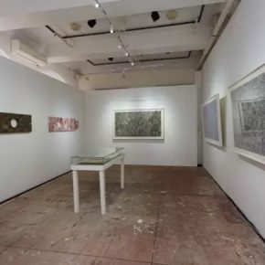 "25 Exhibition View of ""Essence"""
