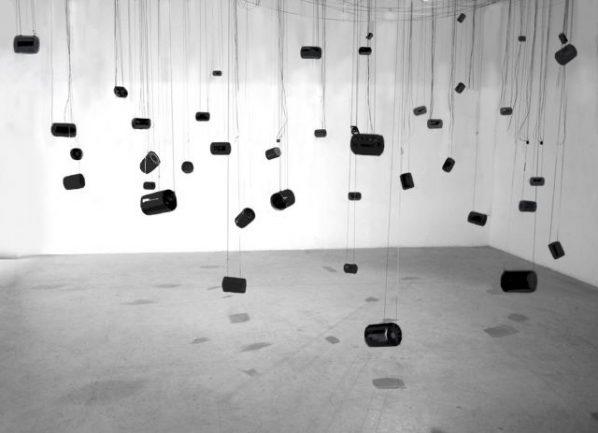 Jiao Meng, Nursery Rhymes, 2016; installation