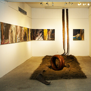 """Extending and Complementing Graduation Season:   """"Echo"""" Exhibition of Excellent Works from CAFA Visiting Scholar Class of 2015"""