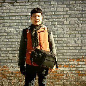 "01 Photo of Chang Yongliang, director of the ""Street Child"""
