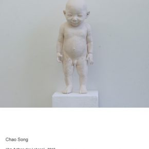 "06 Chao Song At the Beginning of Life 45x25x20cm Biscuit Ceramics 2010 290x290 - The Chinese Artists in Germany Association announces its first group exhibition entitled ""Hei'mat"""