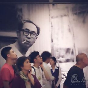 "07 Exhibition view of ""Commemorating the 100th Anniversary of Yan Han's Birth""(photo courtesy of Yan Feng)"