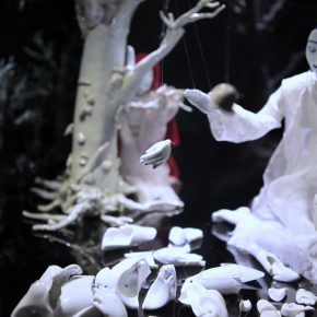 """10 Stills from Mr. Sea Geng Xue Video 13'15'' 2013–14 290x290 - Eli and Edythe Broad Art Museum announces """"Fire Within:  A New Generation of Chinese Women Artists"""""""