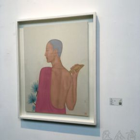 "10 Zhu Zhengming's work 290x290 - ""Ink Language"" Opened at Triumph Art Space, Presenting the New State of Traditional Ink"