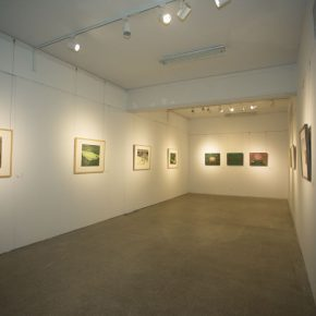 """11 The exhibited works 290x290 - Extending and Complementing Graduation Season:   """"Echo"""" Exhibition of Excellent Works from CAFA Visiting Scholar Class of 2015"""