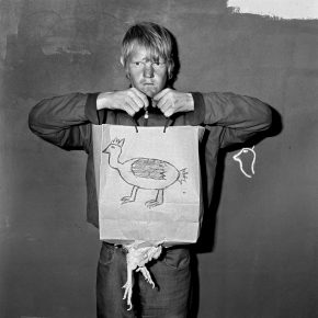 "13 Broken Bag 2003 290x290 - CAFA Art Museum presents ""Roger Ballen: Theater of the Absurd"" featuring his photographic work"