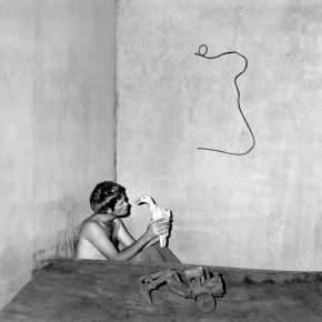 "14 Contemplation 2004 290x290 - CAFA Art Museum presents ""Roger Ballen: Theater of the Absurd"" featuring his photographic work"