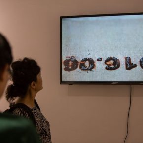 """16 The exhibited works 290x290 - Extending and Complementing Graduation Season:   """"Echo"""" Exhibition of Excellent Works from CAFA Visiting Scholar Class of 2015"""