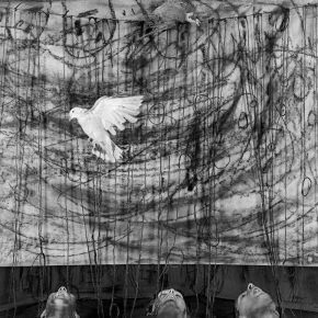 "20 Gaping 2010 290x290 - CAFA Art Museum presents ""Roger Ballen: Theater of the Absurd"" featuring his photographic work"