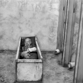 "25 Casket 2000 290x290 - CAFA Art Museum presents ""Roger Ballen: Theater of the Absurd"" featuring his photographic work"